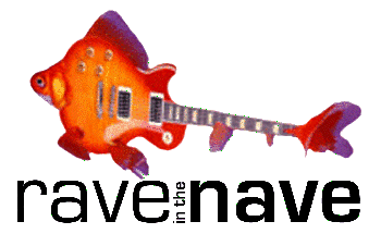 Rave in the Nave logo
